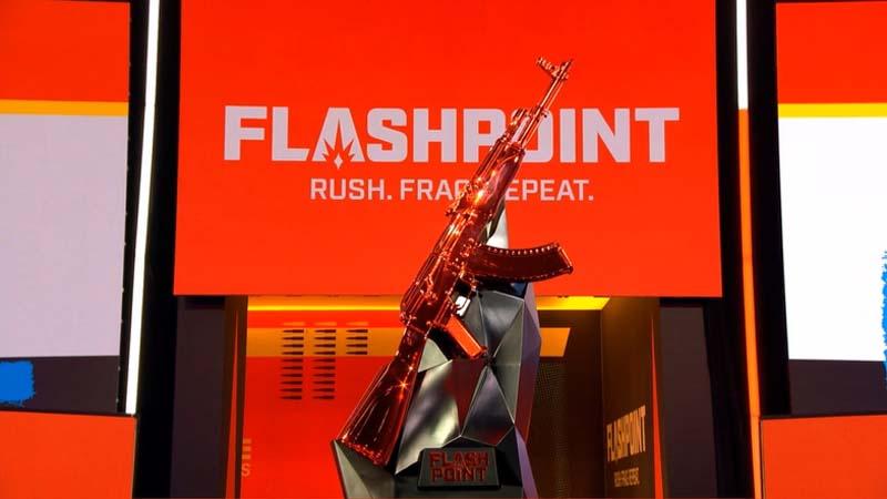 Flashpoint palaa toukokuussa